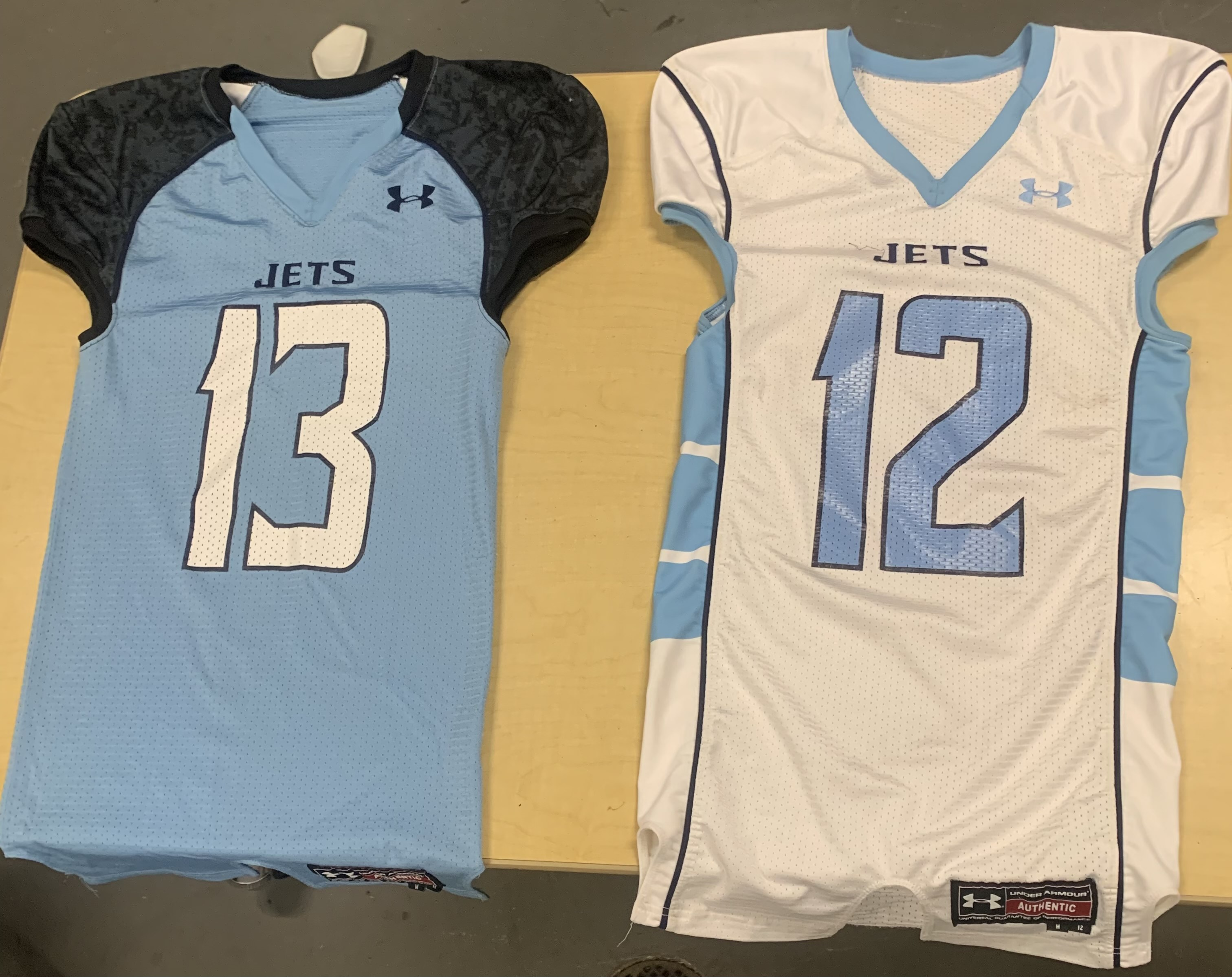 James Clemens Commemorative Jersey - Carolina Blue